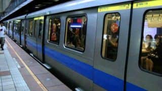 Delhi Metro Blue Line Service Affected Due to Technical Snag; Heavy Rush at Stations