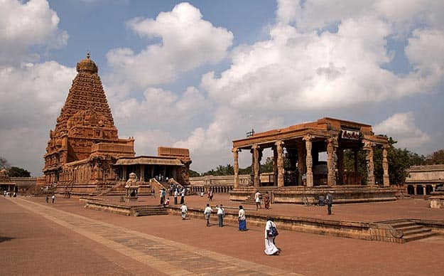 Brihadeeswara Temple In Thanjavur 10 Marvelous Images Of The Chola
