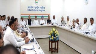 Rahul Gandhi Chairs Second Congress Working Committee Meet, Discusses NRC, Rafale Deal; Sonia Absent