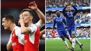 Premier League 2018: Chelsea vs Arsenal, All-Important London Derby Marked by New Managers