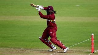 West Indies Cricket Names Chris Gayle as Vice Captain For ICC World Cup Campaign