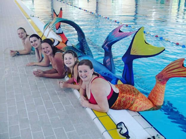 Want To Watch Real Mermaids Swimming In Pools Head To The Netherlands India Com