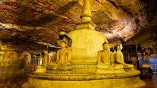 Photos of Dambulla, Home to Famous Cave Temple Complex in Sri Lanka