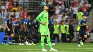 Croatia World Cup Goalkeeper Danijel Subasic Retires From International Football