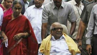 Former DMK Patriarch Late Karunanidhi's Wife Dayalu Ammal Discharged From Hospital