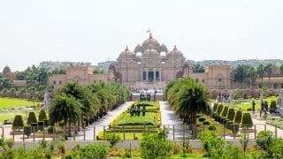 Unlock 5.0: Swaminarayan Akshardham Temple to reopen from October 13, Enjoy These Tourist Attractions
