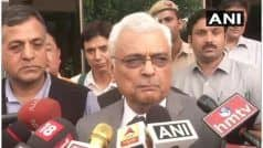 Strict Security Protocol in Place, EVMs Cannot be Tampered With: OP Rawat