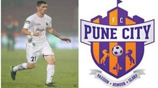 Indian Super League: FC Pune City Sign Centre-Back Martin Diaz