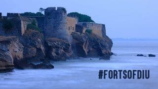 Have you visited these forts of Diu? You absolutely must!