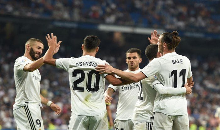 Watch Getafe Cf Vs Real Madrid Live Stream La Liga: La Liga 2018-19, Real Madrid Vs Athletic Club Bilbao Live