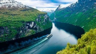 Stunning Photos of Geiranger Fjord in Norway Will Make You Add it to Your Bucket List