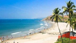 No Drinking on Goa Beaches; Crackdown to be Intensified