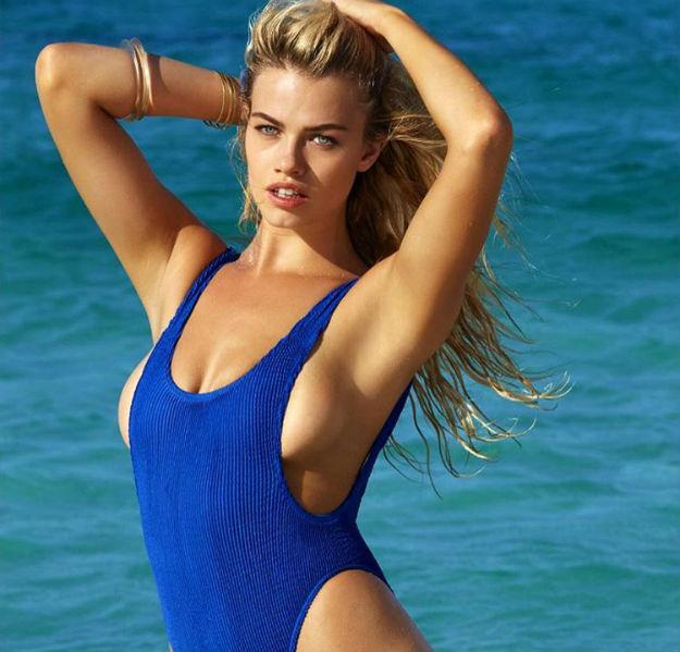 Hot bikini photos of Hailey Clauson will tempt you to hit the ...