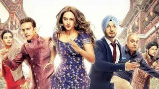 Happy Phirr Bhag Jayegi Movie Review: Sonakshi Sinha, Jimmy Sheirgill And Piyush Mishra Do Justice to The Comedy