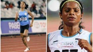 Asian Games 2018 at Jakarta And Palembang Day 8 Highlights: Great Day For Indian Athletes as Hima Das, Muhammed Anas And Dutee Chand Clinch Silver