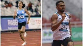 Asian Games 2018: Hima Das, Muhammed Anas Win Silver Medals in 400m events, Twitter Explodes
