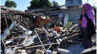 इंडोनेशिया में भूकंप और सुनामी से करीब 400 लोगों की मौत