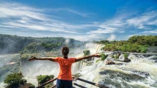 Iguazu Falls in South America: Interesting Facts and Photos of the Marvelous Natural Wonder