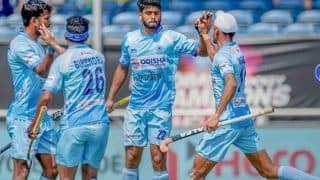 Hockey: India Face Japan in Asian Champions Trophy Semis