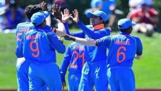 Indian Under-19 Cricket Team Level Series With Big Win in 4th Youth ODI Against Sri Lanka