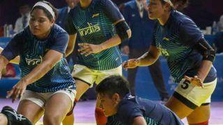 एशियाई खेल 2018: गोल्ड मेडल से चूकी भारतीय महिला कबड्डी टीम, ईरान ने फाइनल में हराया