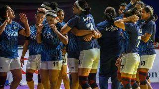 AsianGames2018, Day 6: भारतीय महिला कबड्डी टीम को ईरान ने 27-24 से हराया, सिल्वर से करना पड़ा संतोष