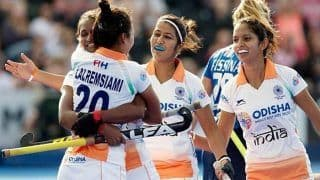 India Jump to 9th Spot in Women's Hockey Rankings