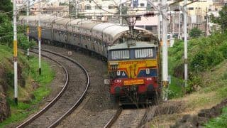 Uttar Pradesh: 1 Killed, 4 Injured After Being Hit by Train at Mathura Station
