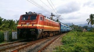 Indian Railways Ties With ISRO to Come up With Real-time Monitering System in 700 Trains