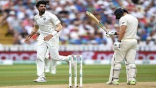 India vs England 2018, 1st Test: Ishant Sharma Picks up Eighth Five-Wicket Haul at Edgbaston to Bring Back Memories of Lord's 2014, Joins Kapil Dev and Zaheer Khan in Elite List
