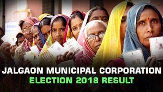 Jalgaon Municipal Corporation Election 2018 Result Live News Updates