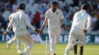 INDvsENG: बुमराह की गेंदबाज के आगे इंग्लैंड का दिग्गज हुआ पस्त, देखें कैसे गंवा दिया विकेट