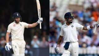 India vs England 2018, 2nd Test: Jonny Bairstow Pips ICC's No. 1 Test Batsman Virat Kohli to Score Most Runs in International Cricket in 2018