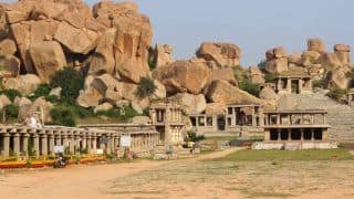 India on The Trail of Untraceable Historic Monuments And Antiquities