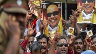 Karunanidhi Burial Row: Hearing Adjourned Till 8AM; Four of Five Petitions Against Burial on Marina Beach Withdrawn