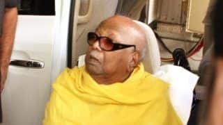 Karunanidhi's Death: PM Narendra Modi, Congress President Rahul Gandhi to Arrive at Chennai's Rajaji Hall to Attend DMK Chief's Burial
