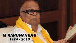 From Virender Sehwag to Ravichandran Ashwin: Cricket Fraternity Mourns DMK Chief M.Karunanidhi's Death