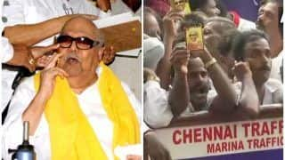 Karunanidhi Health Update: DMK Chief Extremely Critical, SUN TV Relieves All Its Employees Post Tense Situation Across Tamil Nadu