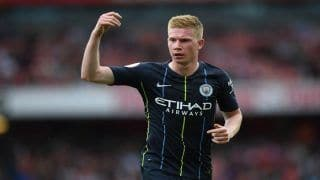 English Premier League: Manchester City Sweat on Kevin De Bruyne After Knee Injury