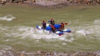 River rafting in Kolad - Everything you need to know