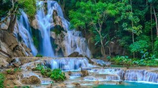 These Photos of Kuang Si Falls in Laos Will Take Your Breath Away!