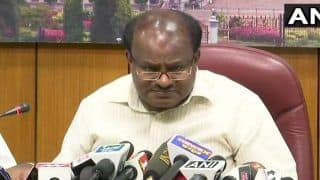 'Ready For Everything. Fix Time, I Will Prove Majority': Karnataka CM Kumaraswamy Moves Trust Motion