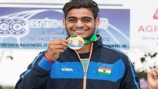 Asian Games 2018, Day 2: Lakshay Sheoran Wins Silver in Men's Trap Shooting Finals