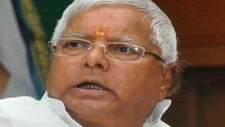 Supreme Court Denies Bail to Lalu Prasad Yadav in All 3 Cases of Fodder Scam