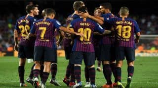 League Leaders Barcelona Register Eighth Consecutive Victory in La Liga