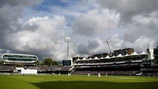 India vs England 2nd Test at Lord's: Weather Forecast for All Days