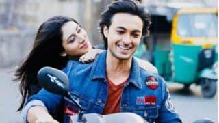 Salman Khan's Brother-in-law Aayush Sharma And Warina Hussain Fined For Riding Bike Without Helmets During Loveratri Promotions in Vadodara