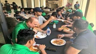Dream Come True Moment For Indian Players as NBA Star Lopez Hosts Them For Lunch--WATCH