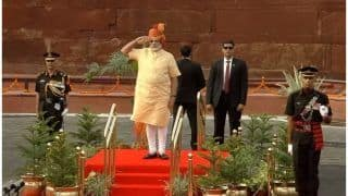 प्रधानमंत्री नरेंद्र मोदी आज लाल किले की प्राचीर से राष्ट्र को करेंगे संबोधित