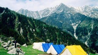 Top 5 camping destinations in India for those who love living in tents!